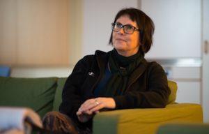 Dramapedagog Ylva Schönfeldt.