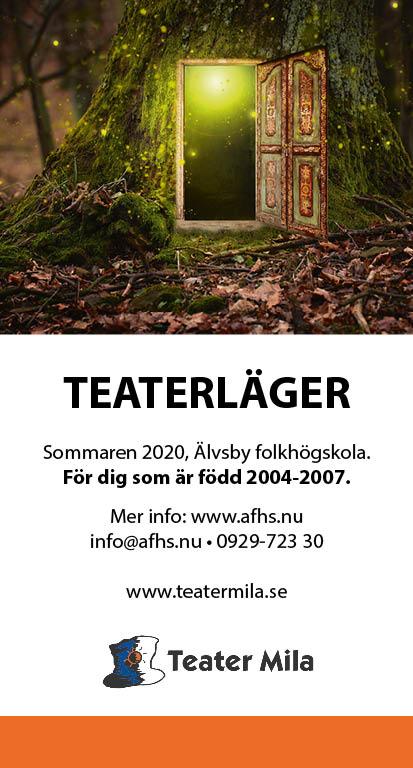 Teaterläger Norrbotten